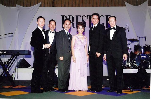 Roy Teo Prestige Event