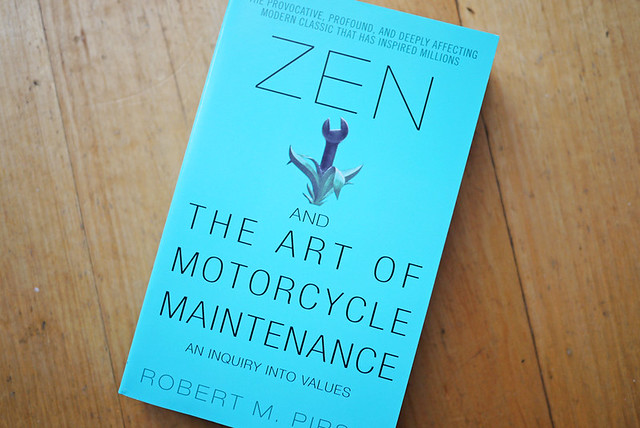 a personal response to zen and the art of motorcycle maintenance Zen and the art of motorcycle maintenance has 169165 ratings and 7312 reviews   my thoughts on the book, even months after reading it, are still mixed  in  the early phases, i thought that perhaps i was responding negatively to the.