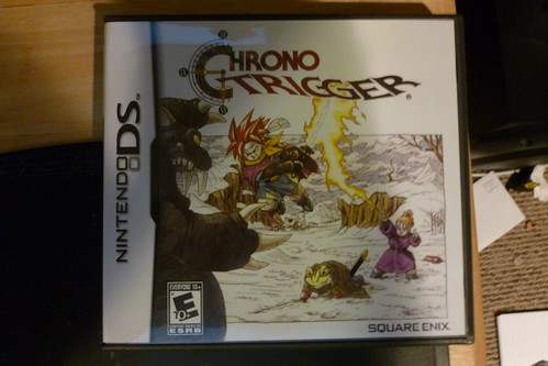 Chrono Trigger DS Case