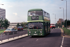 AN 88 Fourth Avenue Harlow 23 June 1987 (national_bus_510) Tags:
