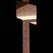 Cincinnati - Spring Grove Cemetery & Arboretum Cross on Stone Bench