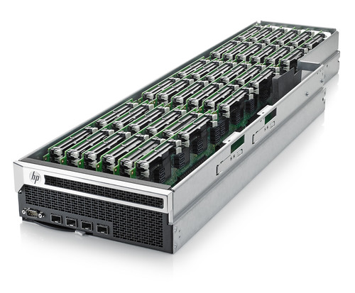 HP Redstone Platform