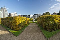 The Irish Museum of Modern Art is housed in the Royal Hospital Kilmainham (infomatique) Tags: ireland art modern hospital royal kilmainham streetsofdublin infomatique