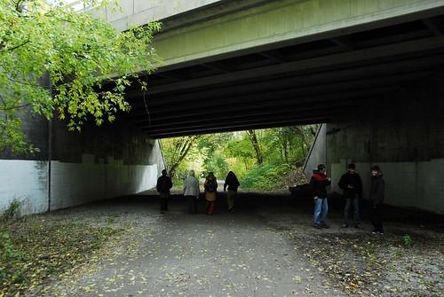 Under Eglinton