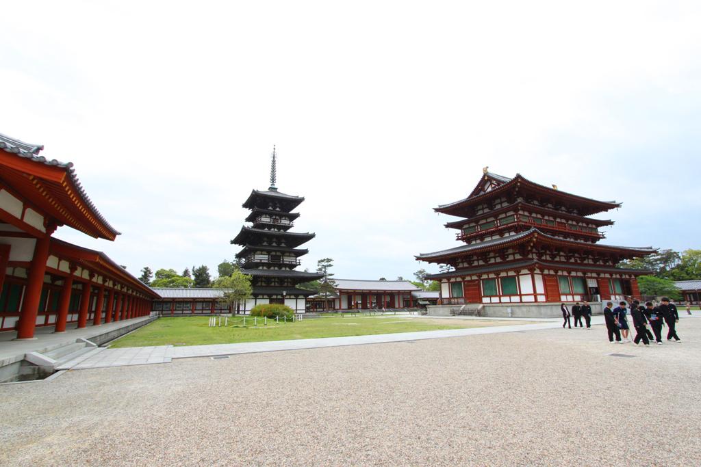 Nara Nishonokyo Walking guide (3)