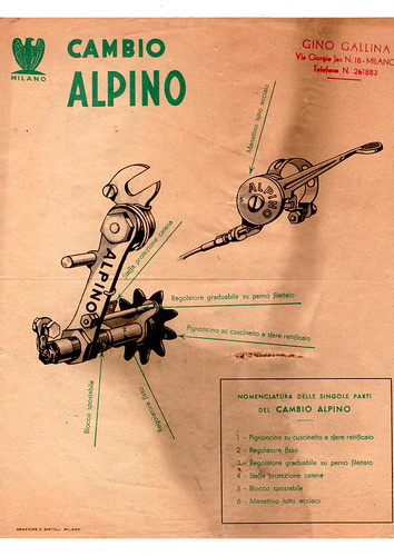 Cambio Alpino by ruote di carta
