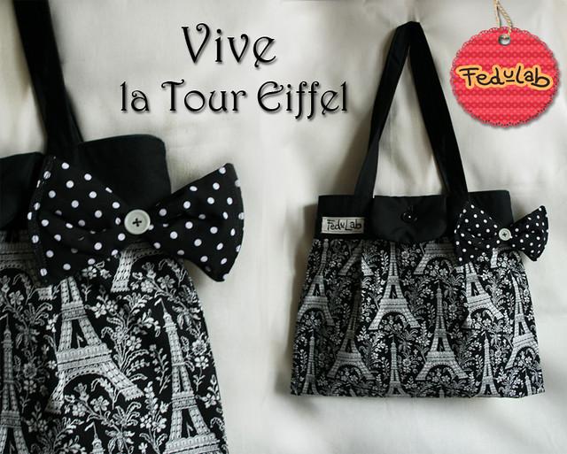 vive la tour Eiffel