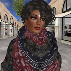 Barbara , warm outfit :) (mimi.juneau *Mimi's Choice*) Tags: fashion barbara secondlife jador mimijuneau ziamelaloon mimischoice winter2011 fall2011