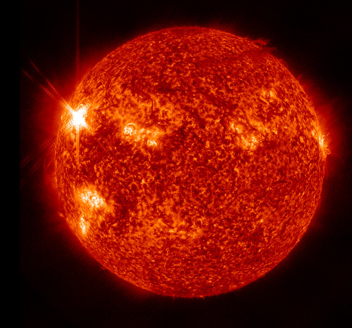 NASA's SDO Captures an X-class Flare