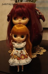 Matilda e Valentine Marie!!