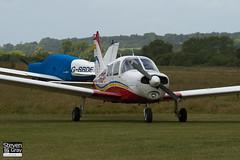 G-BZWG - 28-7625188 - Private - Piper PA-28-140 Cherokee Cruiser - Panshanger - 110522 - Steven Gray - IMG_6666