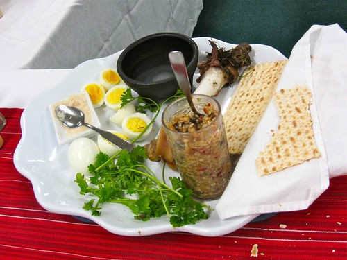 Seder Platter