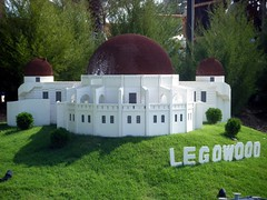 Griffith Observatory @ Legowood (BuccaneerBoy) Tags: travel november autumn usa fall fun lego florida bricks models cities themepark legoland winterhaven 2011 miniland