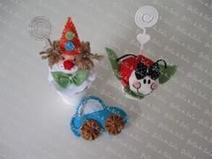 Lembrancinhas (Golla & Zolla) Tags: patchwork sachês aniversário nascimento bebês portarecados lembrancinhas chaveiros