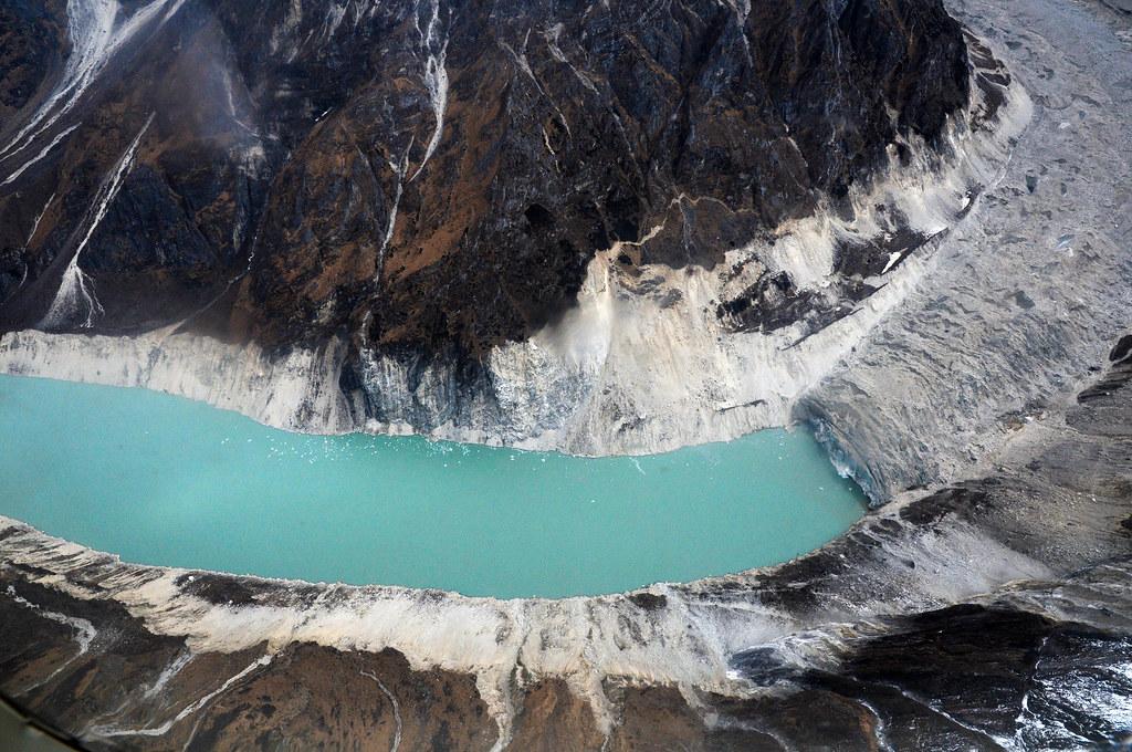 Glaciar Nepal