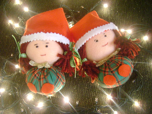 Ajudantes do Papai Noel by Sweet by Carla