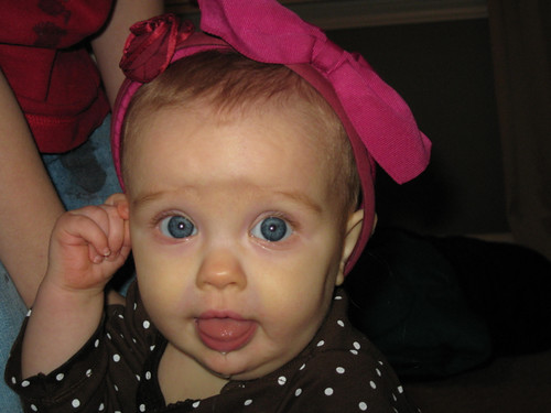 Cute Baby -- 7 months