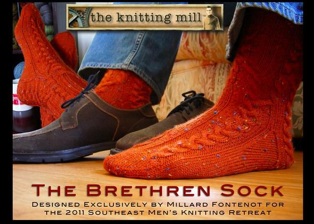 Brethren Sock Teaser