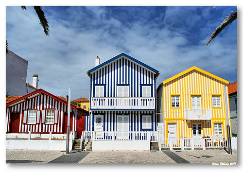 Palheiros da Costa Nova #7 by VRfoto