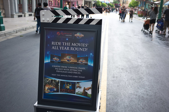 Annual Pass Ad