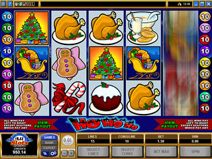 Ho Ho Ho Slot Machine