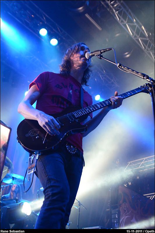 Opeth @ 013