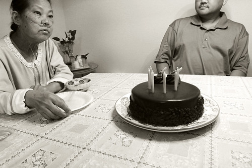 Her last birthday