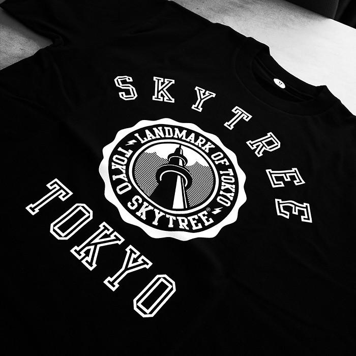 東京スカイツリー公認Tシャツ