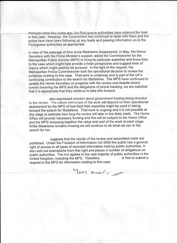 Letter from Home Office P2