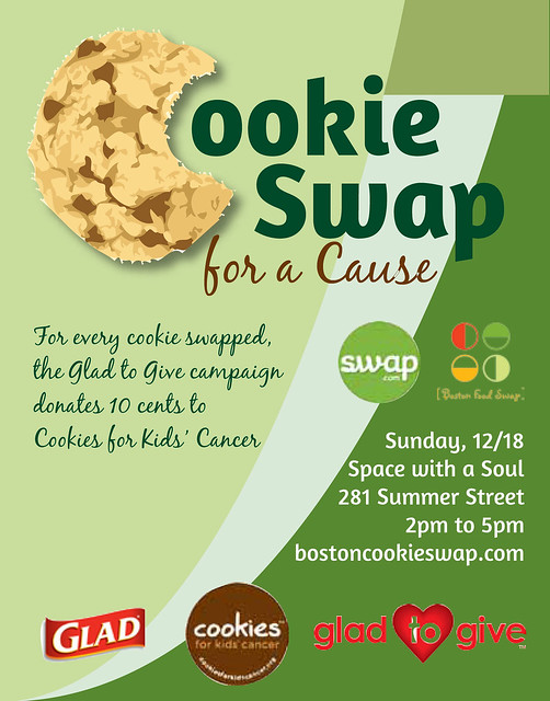 boston cookie swap for a cause