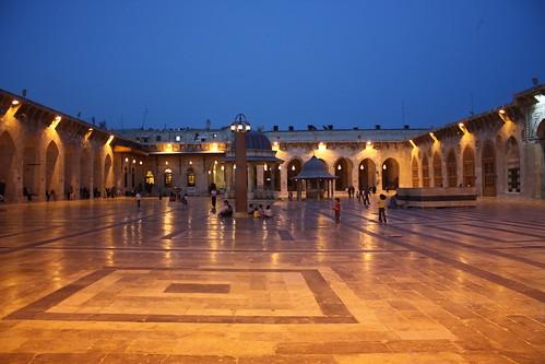 Aleppo, Great Mosque