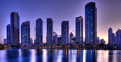business bay (jandudas) Tags: canon asia asien dubai uae arabemirates    zia eos5dmarkii