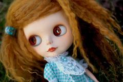 Girl in Blue - 323/365 ADAD 2011