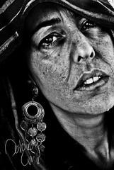 Tristezza (NROmil) Tags: portrait woman blanco tristeza mujer noir natural retrato negro bn pena bianco lagrimas rosalia llanto