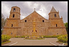 Miag-ao Church (Mardonie Cruz) Tags: philippines iloilo romancatholicchurch wowphilippines baroquechurch miagaochurch philippineimages miagaoiloilo myphilippines itsmorefuninthephilippines comevisitmyphilippines philippinestrulyasia