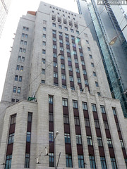 Bank of China's old Art Deco building (Canadian Pacific) Tags: building architecture hongkong central chinese bank artdeco  hongkongisland banking 2a bankofchina centraldistrict  desvoeuxroad        bankology ap1140292