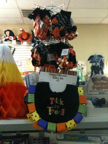 Halloween baby gear @ T-Hee, Dallas TX