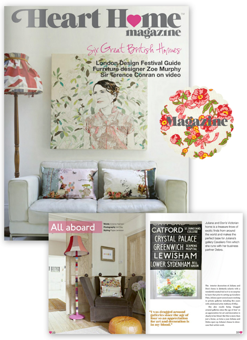 Heart Home e-Magazine