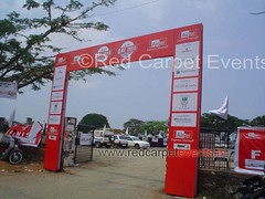 Entrance arch flex (Red Carpet Events India) Tags: road wedding home car mobile projectors rental kerala stages medical mice event reception conference shows conferences decor cochin meets emak dealer managers hoardings reputed redcarpetevents eventmanagementcochin eventmanagementkochi audiovisualrentalscochin