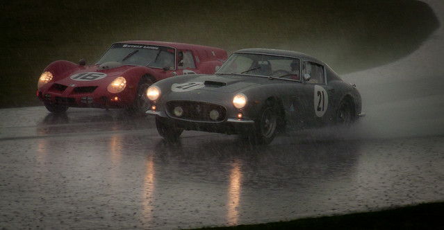2011 Goodwood Revival: Ferrari 'Breadvan' & 250 SWB/C