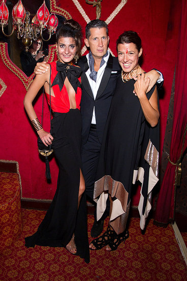 6217083882 7258750bed o Carine Roitfelds Vampire Ball in Paris