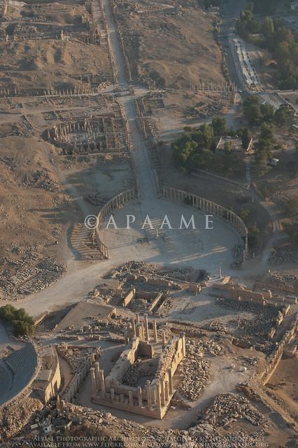 Jarash Oval Piazza, Jerash T of Zeus, Jarash South Tetrapylon, Jarash Cardo, Jarash Macellum