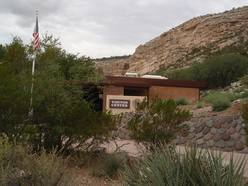 montezuma castle visitor center