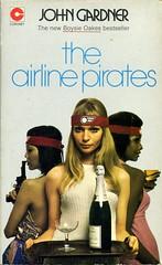 The Airline Pirates (54mge) Tags: vintage book paperback crime novel thriller