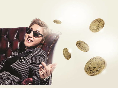 "Kim Hyun Joong ""Lucky Guy"" 2nd Mini Album Photos Collection"