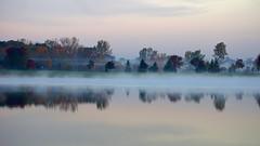 Lake Andrea Kenosha County Wisconsin by garyegarye