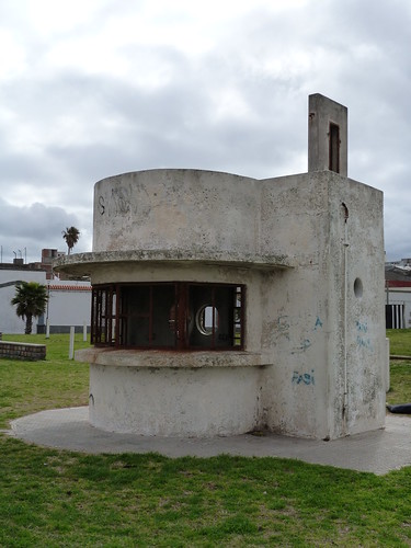 Deco Kiosk, Montevideo