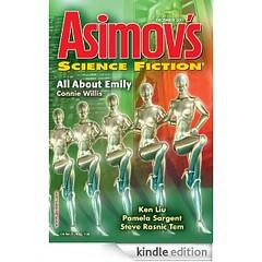 """Run,"" Bakri Says - My Latest Story's In Asimov's!"