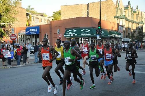 ryan hall chicago marathon