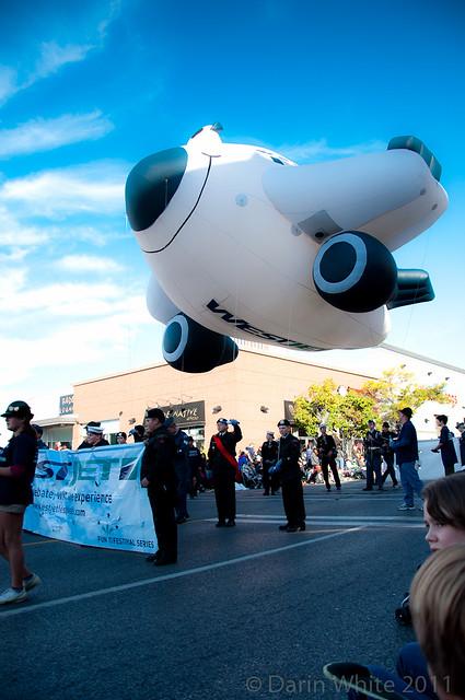 Oktoberfest Parade 2011 648